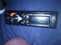 Dual car stereo brand new