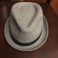 Men's black and gray Fedora hat Palmdale, 93551