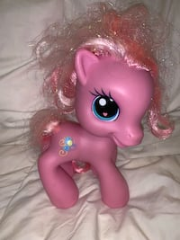 Several of my little pony items
