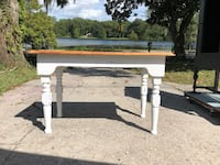 A Short Mile: Antique, Shabby Chic or Farmhouse Kitchen Table, Desk, or Entryway Table Altamonte Springs, 32701