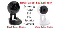 New Samsung 1080P Full HD Smart Security Camera CAPITOLHEIGHTS