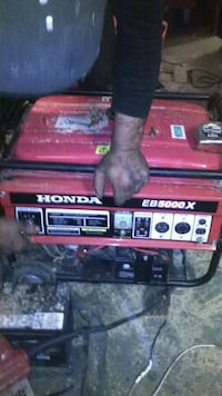 red and black portable generator San Leandro, 94579