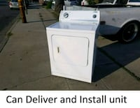 Super clean Whirlpool gas dryer local delivery  Newark, 94560