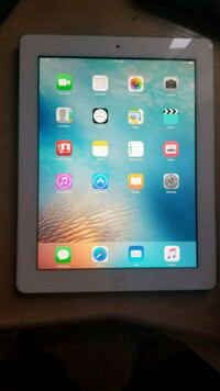 silver iPad with cover case