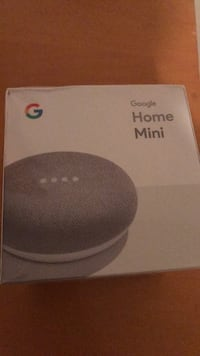 Google home mini (New in box) Fairfax, 22030