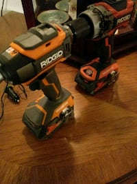 Brand new rigid 4.0ah impact and drill Lansing, 48917