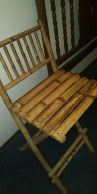 Bamboo chairs! (Great for bar tops!) Owasso, 74055