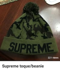 Supreme Toque/Beanie Langley, V3A 1S9