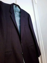 Mens Pinstripe Suit  (Tiptop) Winnipeg, R2R 0E4