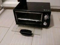 black and gray toaster oven Montreal, H1K