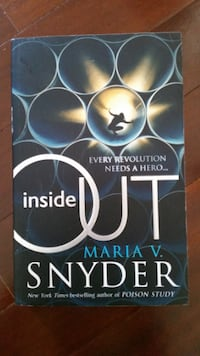 Inside Out - Maria V. Synder Coimbra