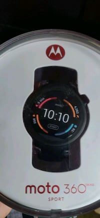 Motorola 360 Smart Watch BNIB