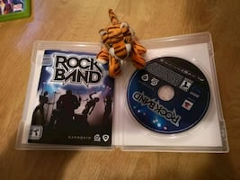 PS3 Rock Band! Mint with manual!