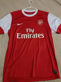 Men's Arsenal Jersey (Size Large) T2Y 3J4