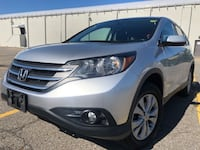 2012 Honda CR-V AWD 5dr EX-L/Leather Interior/Sunroof/Push Button Start Vaughan