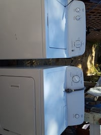 Roper electric washer and dryer