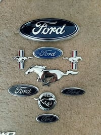 FORD FACTORY  EMBLEMS TO MANY TO LIST  Chesapeake, 23320