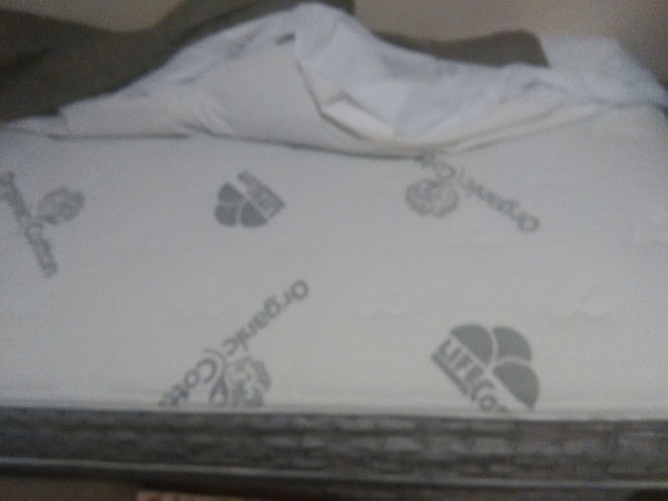 Two Brand New Mattresses and box spring 5dcab80e-c565-4823-9237-a8fb5985580b