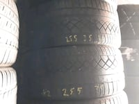 255/35R20 Continental extreme contact Calgary, T3G 5C8