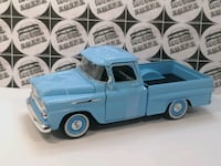 1958 CHEVY 1/24 MODEL ARABA
