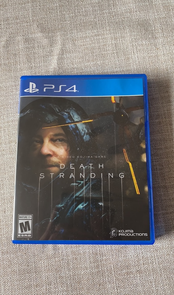 Death Stranding for PS4 5fb16b31-1817-4469-9dad-a5c230f0ee76