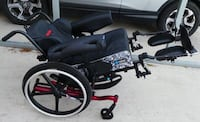 Invacare Ki Mobility Focus CR Wheelchair