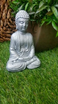 7 inch tall Lucky budha figurine Fremont, 94538