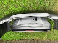 Back bumper and trunk for Nissan Versa New Orleans, 70127