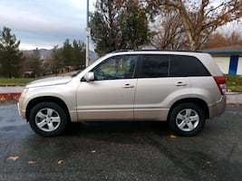 2006 Suzuki Grand Vitara Base Auto