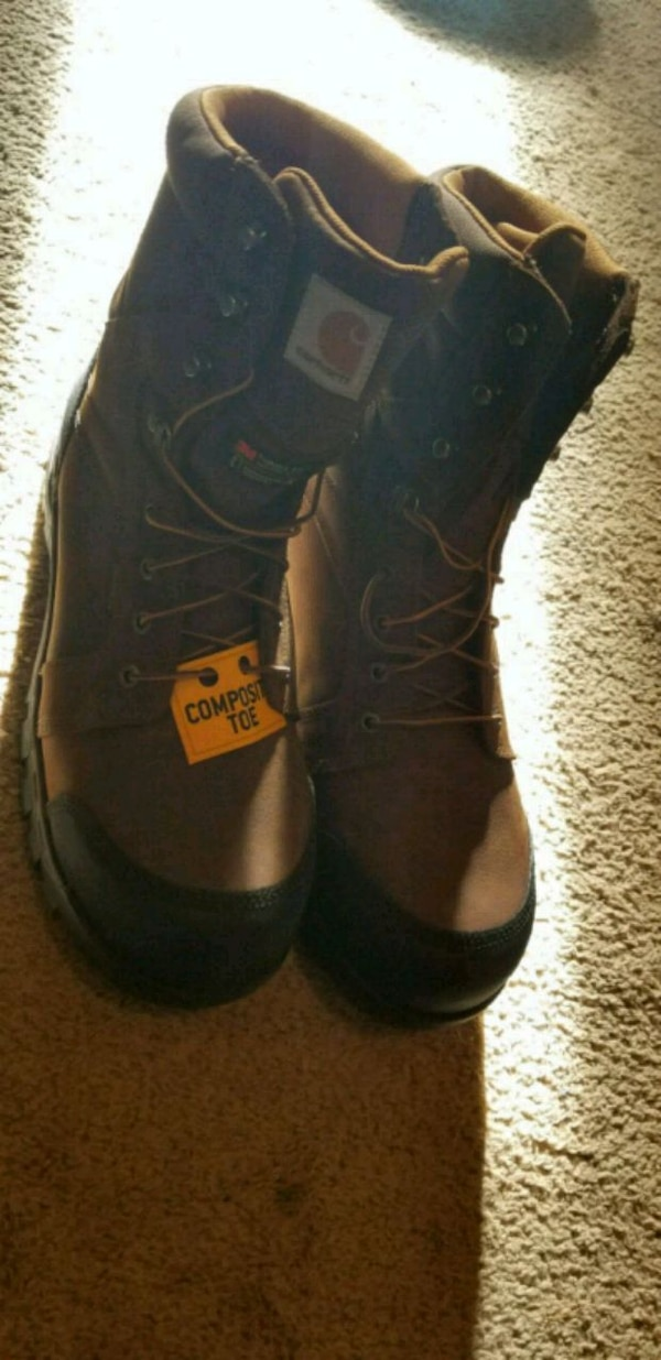 23cd34b721b Used Carhartt mens boots size 13 for sale in Edmonds - letgo