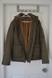 Hemp Hoodlamb Jacket (Medium) Campbell River, V9W 6W8