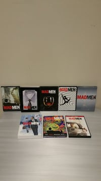 """MAD MEN"" Complete Series on DVD Arlington, 22204"