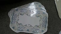 Ornate placemats 4pc Providence, 02909