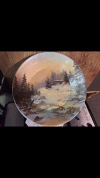 Vintage beautiful hand painted god pan Tucson, 85741