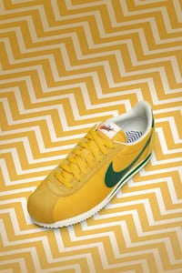 Nike XLV Cortez yellow Washington, 20002