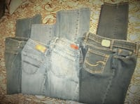 4 pair Womens/Jr Jeans Size 6 All for $12 Waynesville