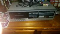 black and gray DVD player Englewood, 80110