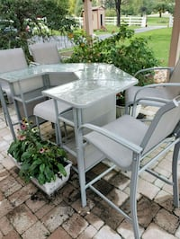 Bar style patio set Harpers Ferry, 25425
