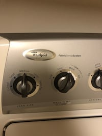 Whirlpool Washer and Dryer 36 km