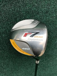 TaylorMade R7 Draw 9 Degree Loft Driver, Stiff Flex  Houston, 77064