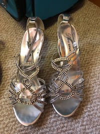 Homecoming shoes and bag size 9 Tampa, 33615