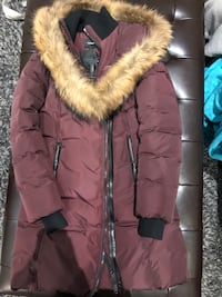 Mackage Winter Jacket Size Large new with tags!