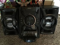 Sony 100 watt system CD player with remote Nashville, 37013
