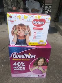 Diapers&wipes Clarksville, 72830