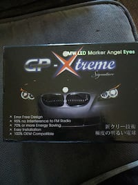 bmw color changing halo bulbs h8 (angel eyes) Columbus, 43213