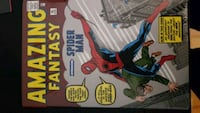 The Amazing Spider-Man comic book Mississauga, L5V 1E4