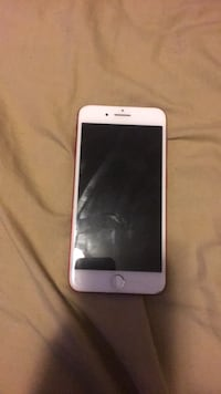 white iPhone 5 with case Raleigh