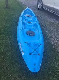 blue Sun Dolphin sit-in kayak