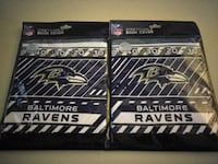 RAVENS BOOK COVERS $5.00 for both together Middle River, 21220