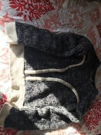 Biker inspired Wool #zara #sweater $10 Denver, 80204